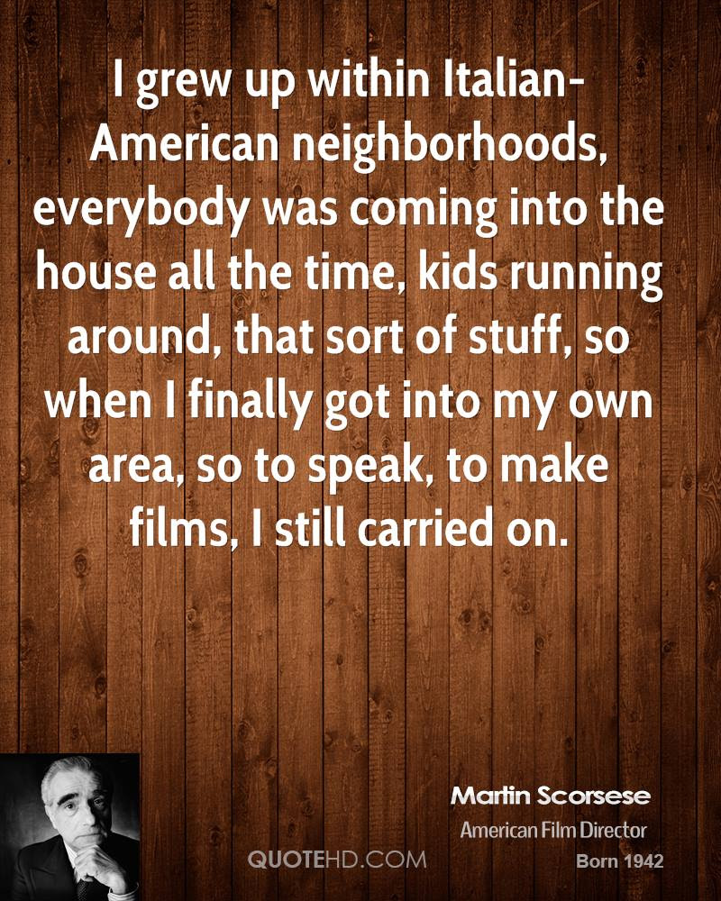 Martin Scorsese Time Quotes Quotehd