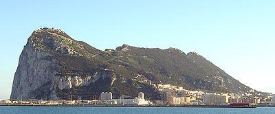 Gibraltar, territorio de Reino Unido, es reclamado por España. Se encuentra en la lista del Comité de Descolonización de las Naciones Unidas.