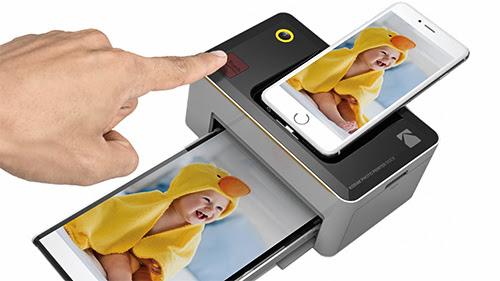 Mikepasinicom Photo Corners Kodak Announces Photo Printer Dock