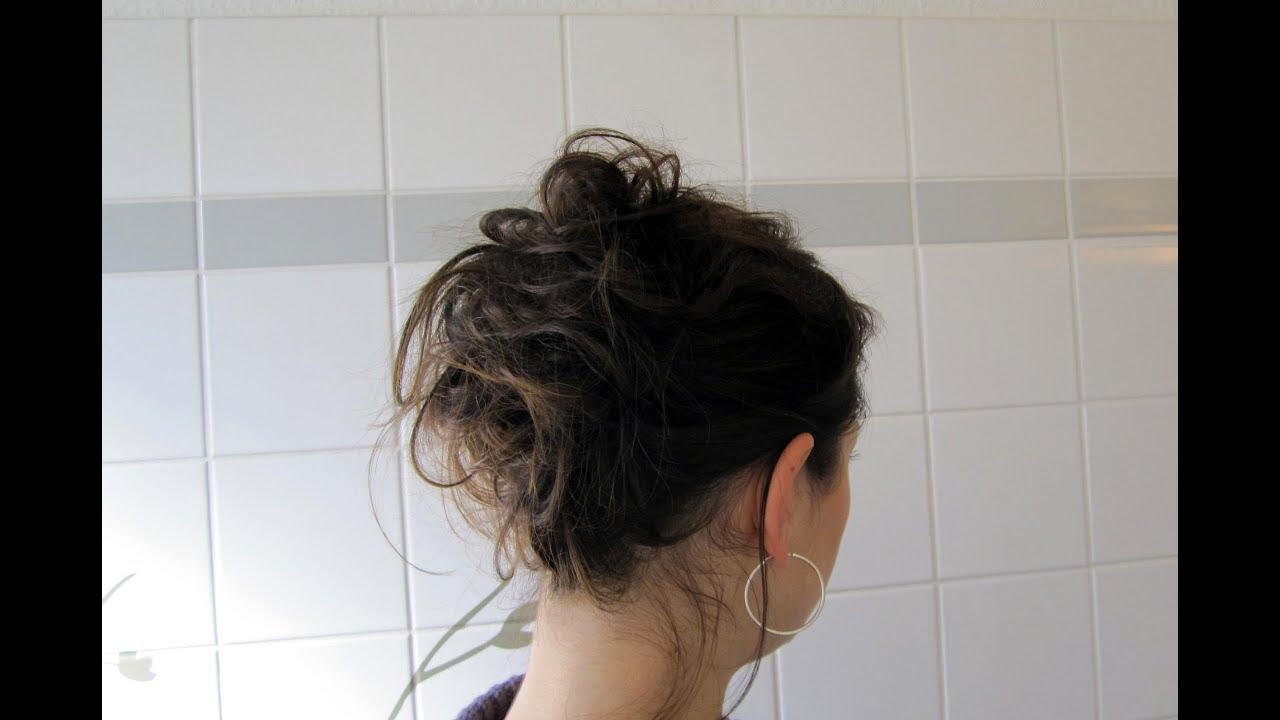 Lange Haare Einfach Hochstecken Zonnereizen