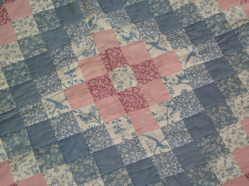 cribquilt for daughter M