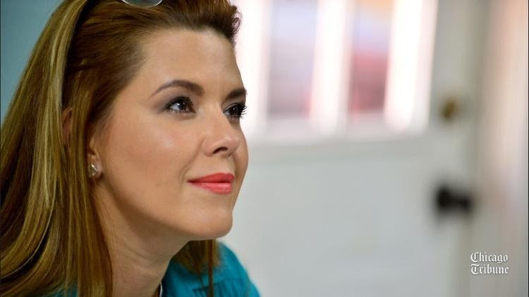 Who is Alicia Machado?