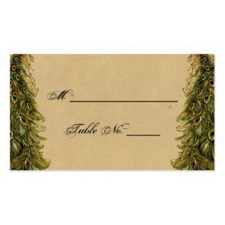 Peacock Business Cards & Templates   Zazzle