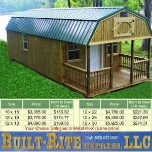 Metal outdoor storage sheds used sheds for sale louisville ky for Used metal garden sheds for sale