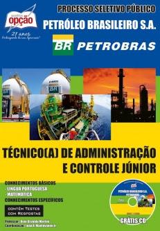 Concurso Petrobras 2014-TÉCNICO(A) DE ADMINISTRAÇÃO E CONTROLE JÚNIOR
