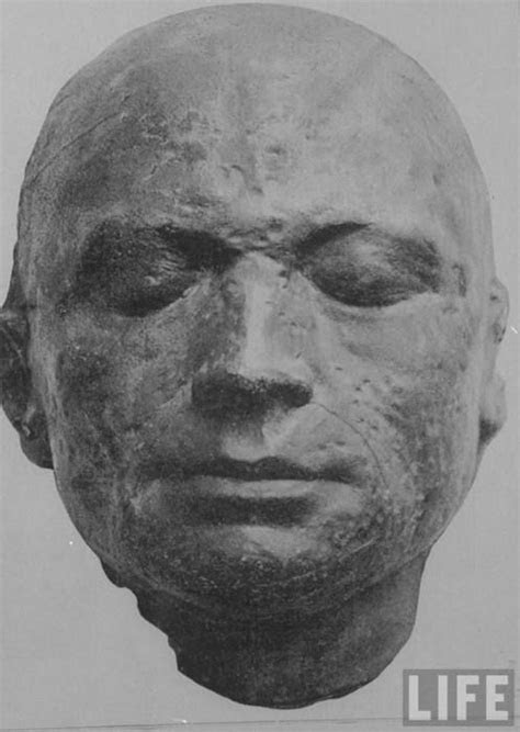 85 best Death Masks, Life Masks, & Facial Reconstructions