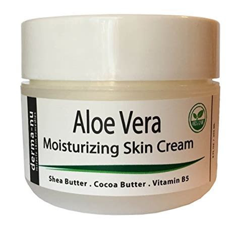 Aloe Vera Daily Moisturizer Cream   With Shea & Cocoa