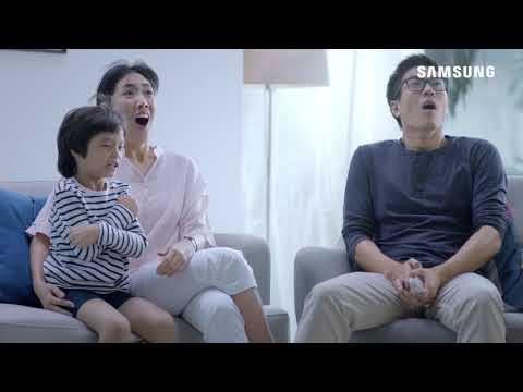 Điều hòa Samsung Wind-free - Mát lạnh không lo gió buốt