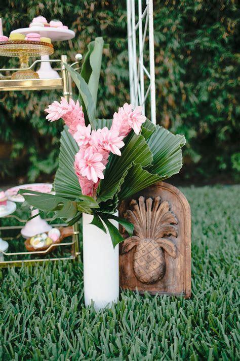 30 Chic Aloha Tropical Bridal Shower Ideas   Deer Pearl