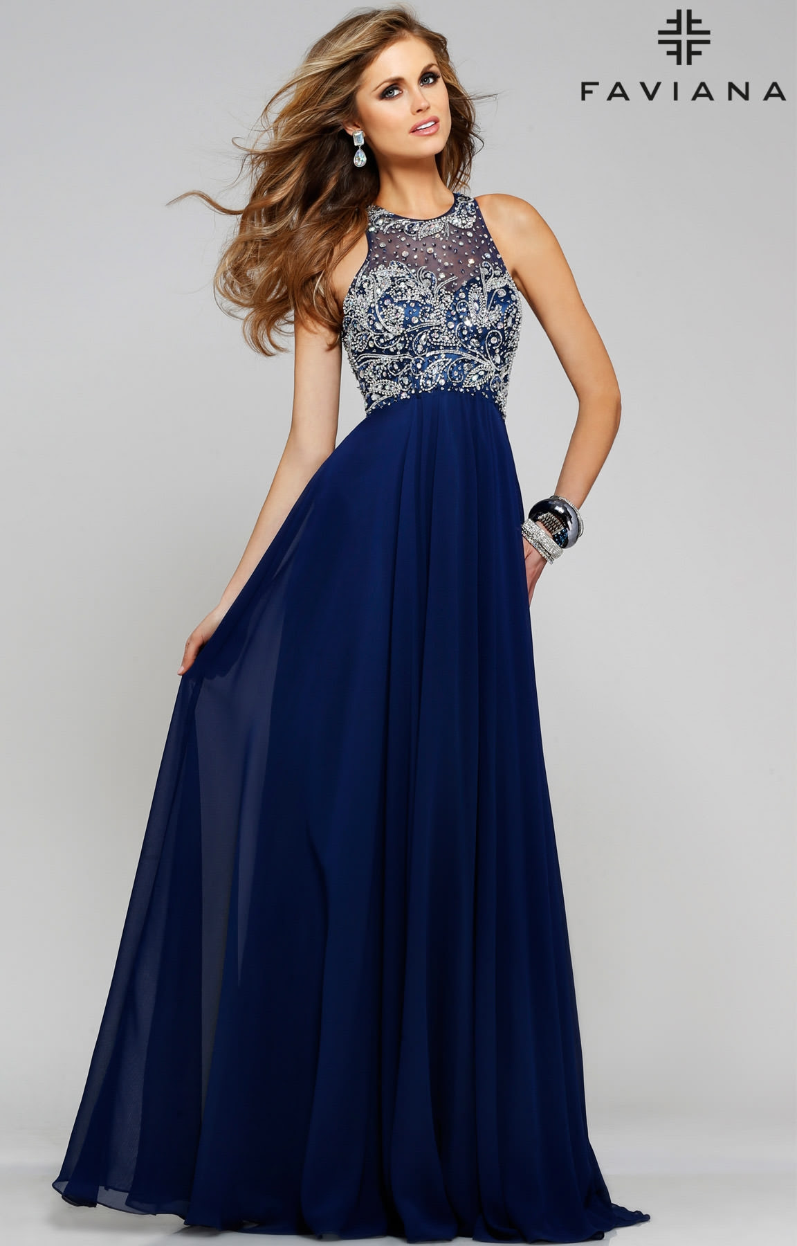 faviana s7560  go your own way dress prom dress