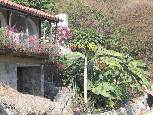 a gardeners house