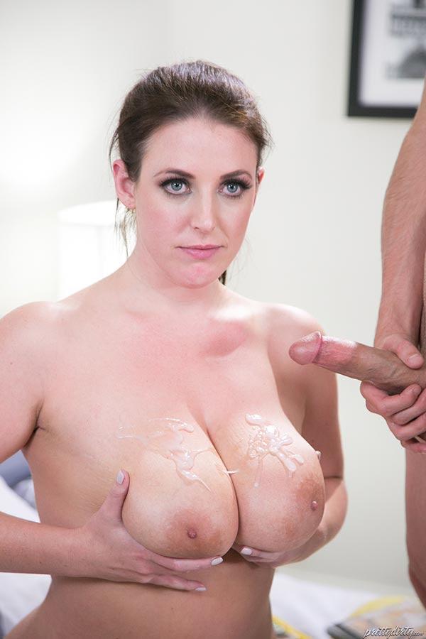 Angela White Threesome Anal