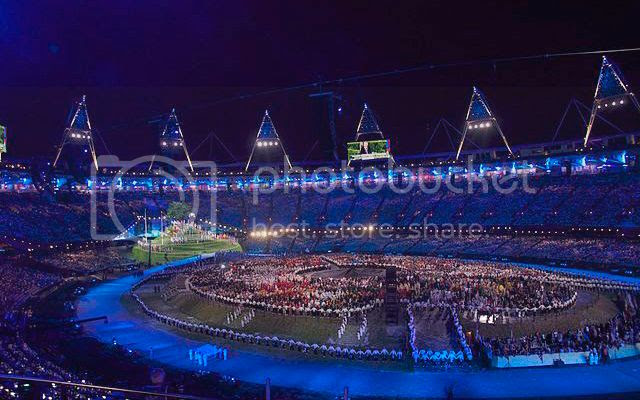2012 Summer Olympics Opening Ceremony‎