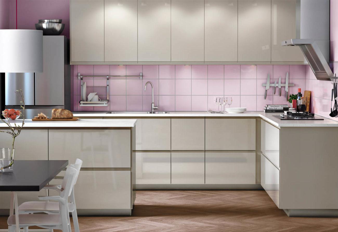 Freistehende Waschmaschine In Küche Elemente Ikea ...