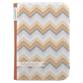 Sandy Beach {chevron pattern} Case For The Kindle