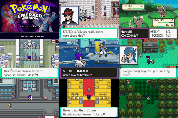 Pokemon Mega Power ROM Hack  PokemonCoders