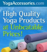 High quality yoga accessories at great prices!