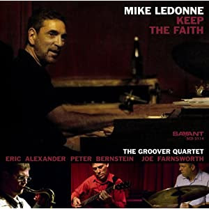 Mike Ledonne - Keep The Faith cover