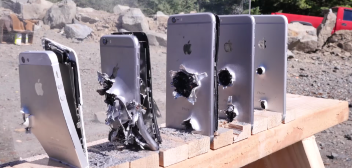 How many iPhones does It take to stop an AK-47 Bullet? Checkout this video to find out