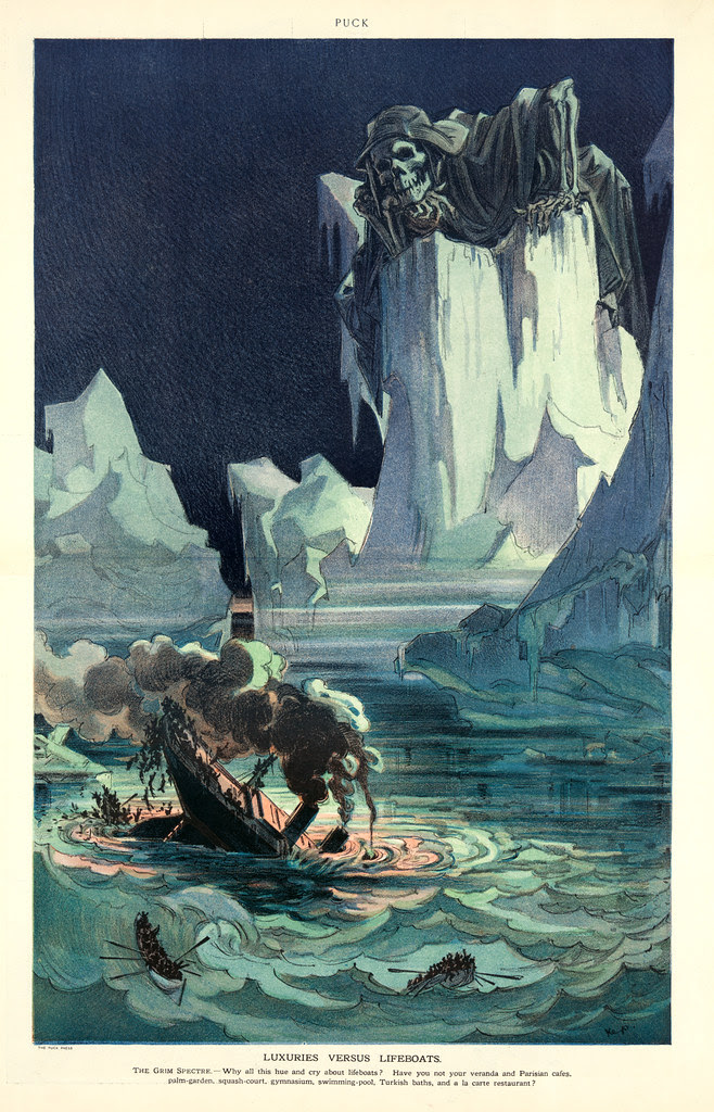 Udo J. Keppler - Illustration in Puck, v. 71, no. 1836 (1912 May 8), centerfold