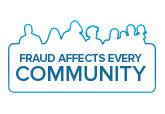 Fraud Affects Every Community logo