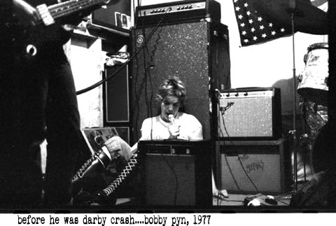 darby corner