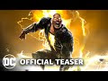 Upcoming Hollywood Movie 'Black Adam' Office Teaser, Cast and Release Date 2022