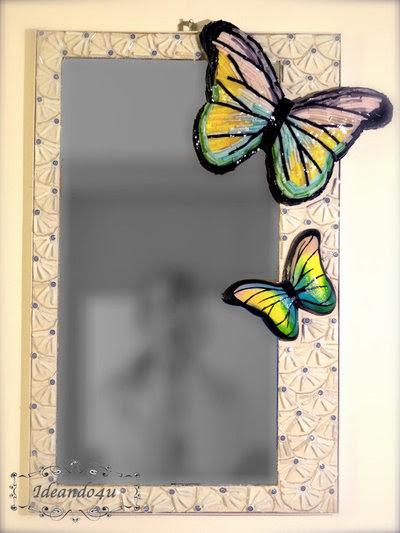 Specchiera Butterflies