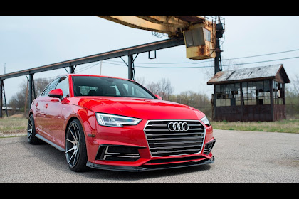 2018 Audi S4 Modified