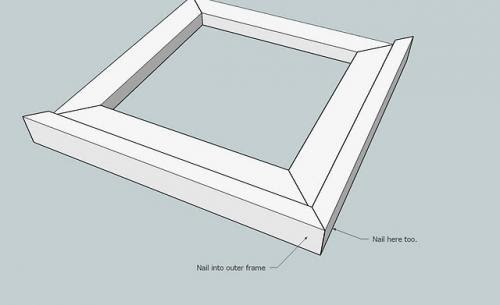 Ana White Barnwood Frames 1 And 10 Minutes Diy Projects