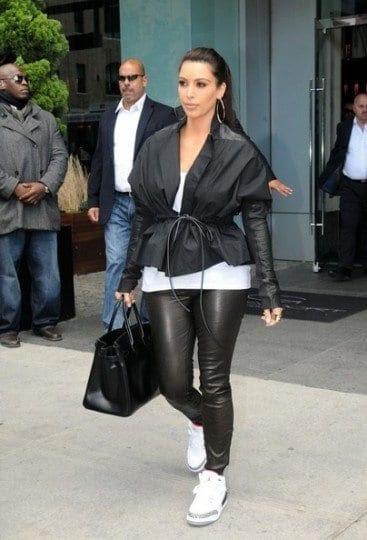 Kim Kardashian in Jordan