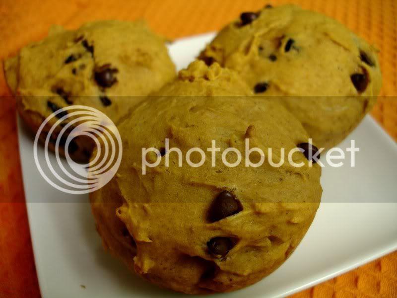 Pumpkin Chip Muffins