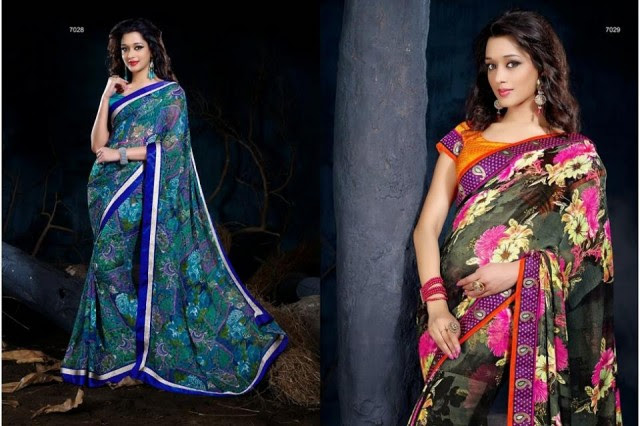Womens-Girl-Wear-Beautiful-Sari-New-Fashion-Color-Printed-Saris-by-Prerna-Poly-Georgette-Sarees-4