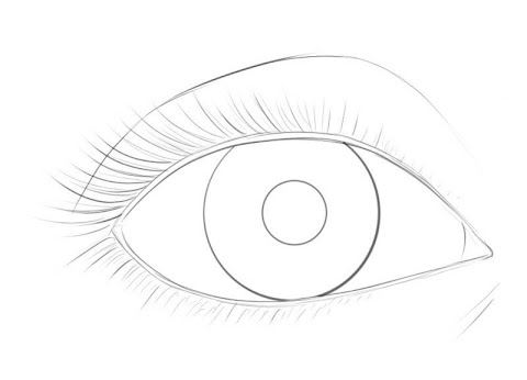 Ideas For Eye Coloring Page