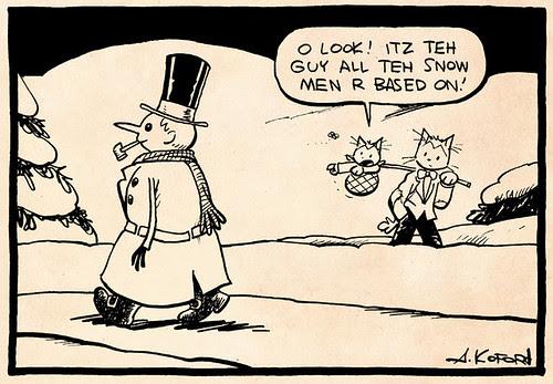 Laugh-Out-Loud Cats #2464 by Ape Lad