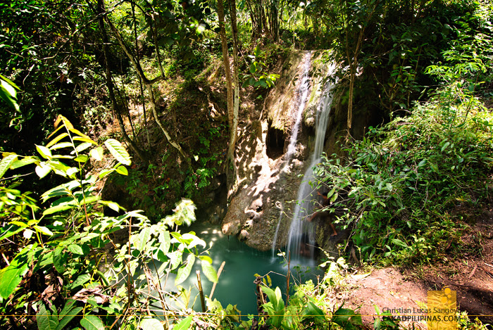 Iligan City's Pampam Falls