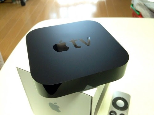 Apple TV by cinz