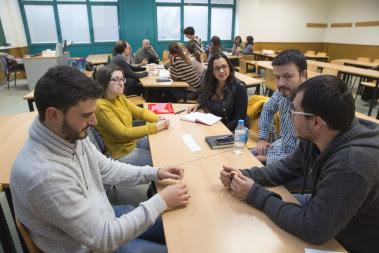 <p>En el estudio han participado estudiantes de un curso de doctorado sobre RRI de la Universidad Jaume I. Àlex Pérez</p>