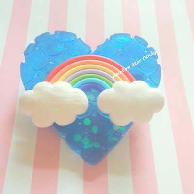 Cutie Rainbow Brooch