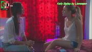 Kelly Bailey sensual na novela A Herdeira