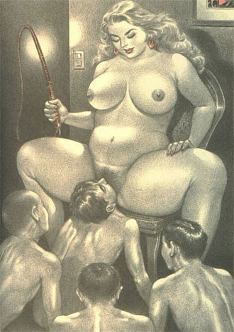 neuromanticbooks:  Namio Harukawa - Garden of Domina