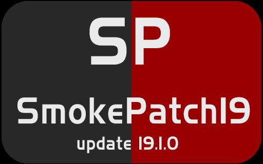 SmokePatch: P2019: SmokePatch19 update 19 1 0