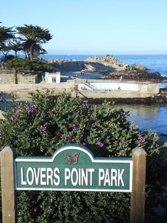 Lovers Point Inn Pacific Grove Ca California Beaches