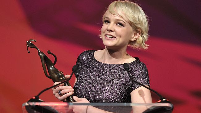 Actress Carey Mulligan is reportedly taking a hair-loss supplement to regrow
