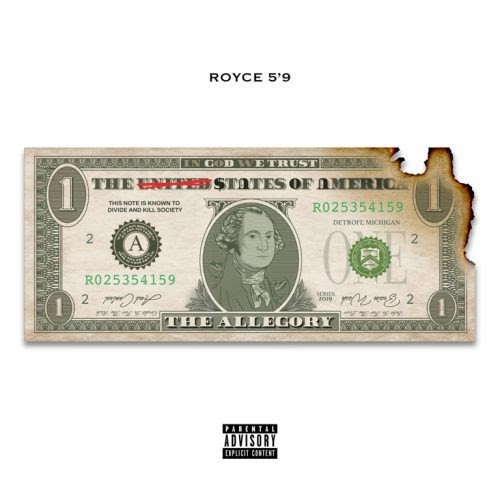 """Royce 5'9″ – """"The Allegory"""" (Album Review)"""