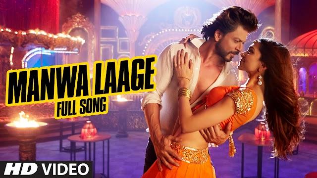 Manwa lage lyrics - Shreya Ghoshal & Arijit Singh | lyrics for romantic song
