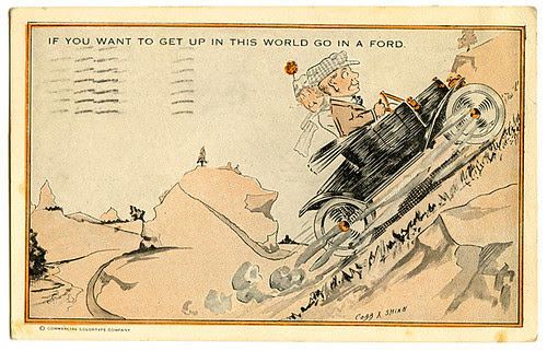 Cobb X. Shinn_Ford postcard_tatteredandlost