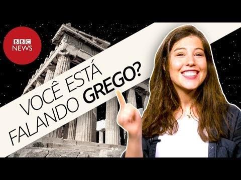 A curiosa origem de 5 palavras gregas no português