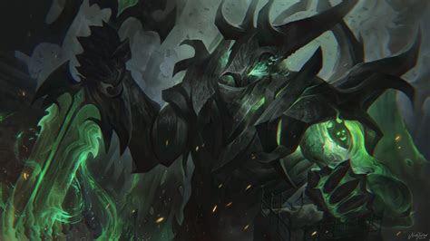 league fan creates gravelord aatrox skin concept