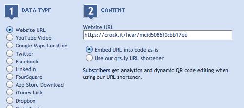QR stuff.com